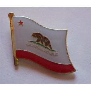 FlaggenPin California
