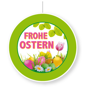 Oster Hänger Frohe Ostern