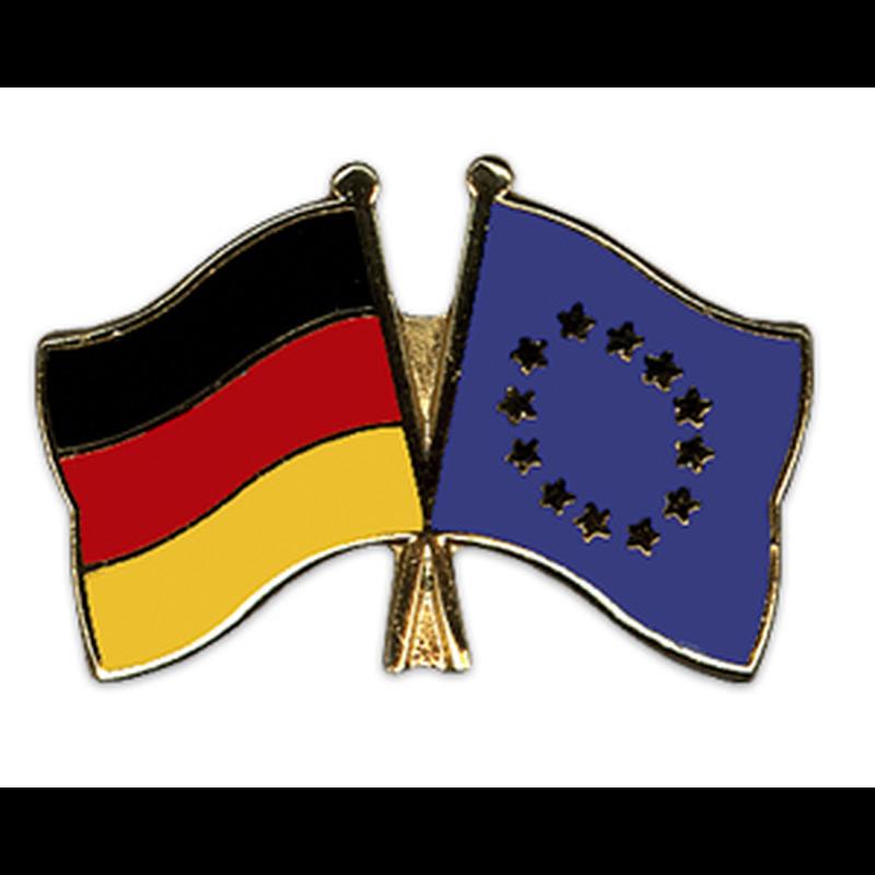 freundschaftspin europa deutschland 2 14. Black Bedroom Furniture Sets. Home Design Ideas